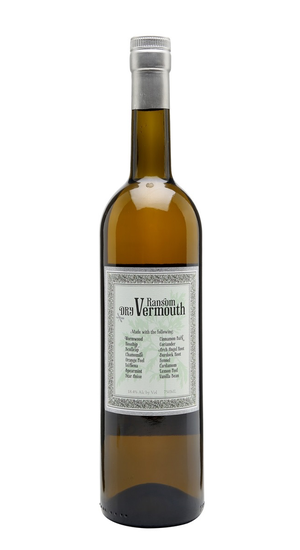 Ransom Dry Vermouth