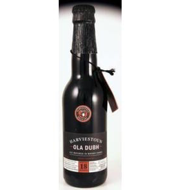 Harvieston Ola Dubh 18 Strong Ale