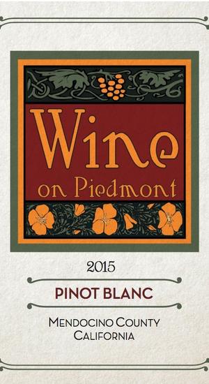 Wine on PIedmont Pinot Blanc 16