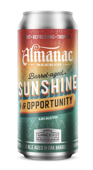 Almanac Sunshine and Opportunity