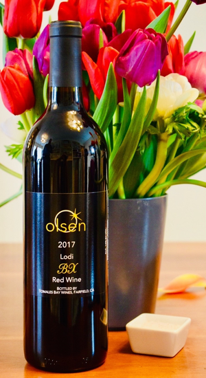 Olsen BX Blended Red 17