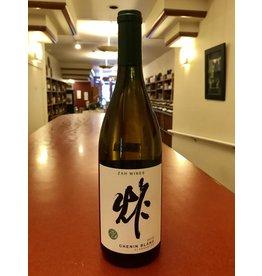 Organic & Natural Zah Wines Chenin Blanc Clarksburg 18