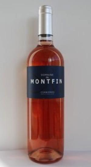 Domaine de Montfin Corbiéres Rosé 18