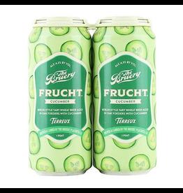 The Bruery Terreux Frucht: Cucumber