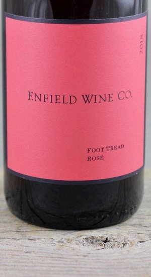 Enfield Foot Tread Rosé 18