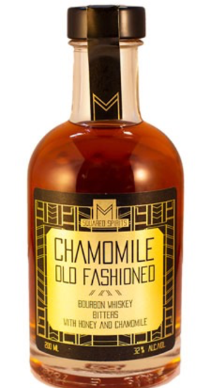M-Squared Spirits Chamomile Old Fashioned