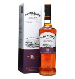 Bowmore 18 Year Old Islay Malt