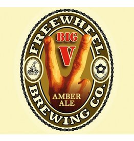Freewheel Brewing  Big V Amber