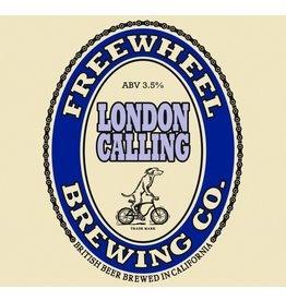 Freewheel Brewing London Calling