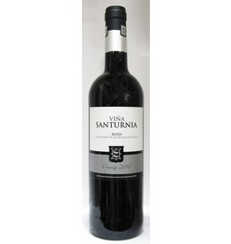 Organic Vina Santurnia Rioja Crianza 16