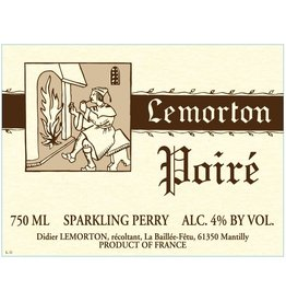 Lemorton Poiré Sparkling Perry NV