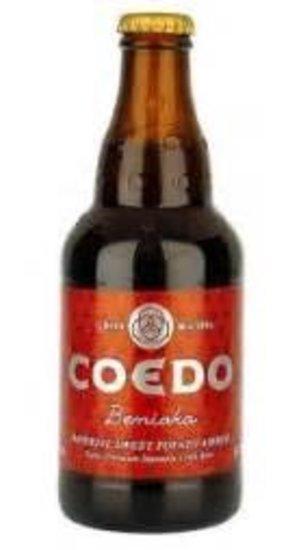 Coedo Beniaka Ale with Sweet Potato