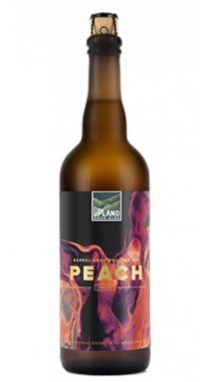 Upland Barrrel Aged Sour Peach