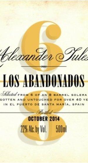 Alexander Jules Los Abandonados Oloroso