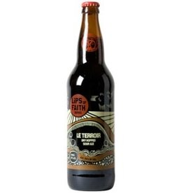 New Belgium Lips of Faith Le Terroir Wood Aged Dry Hopped Sour Ale 16