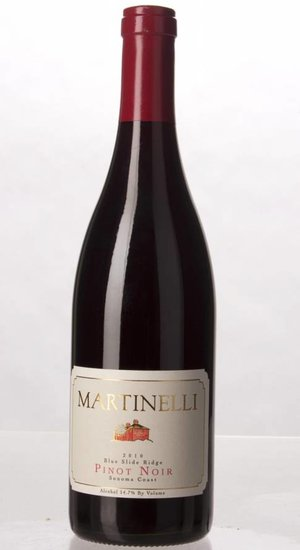 Martinelli Pinot Noir Blue Slide Ridge 13