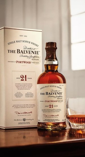 Balvenie Port Wood Finish Single Malt 21 Year Old