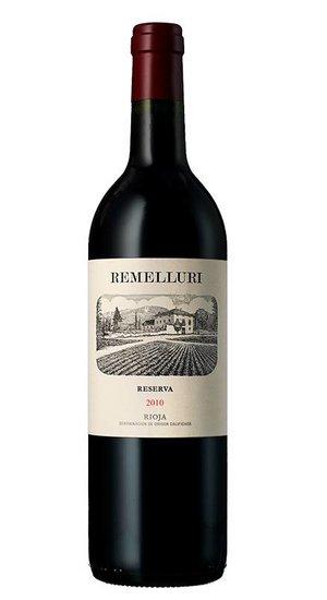 Organic Remulluri Rioja Reserva 10