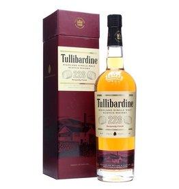 Tullibardine 228 Burgundy Finish Single Malt Scotch