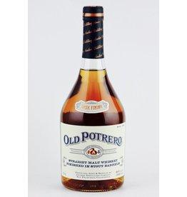 Old Potrero Straight Malt Whiskey Stout Barrel Finished