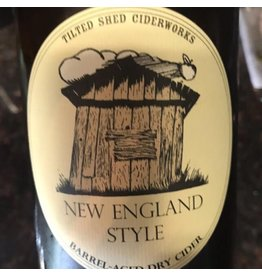 Organic Tilted Shed New England Style Barrel-Aged Cider