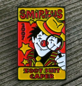 2007 Zoot Suit Pin