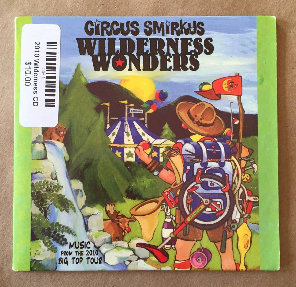 2010 Wilderness Wonders Music CD