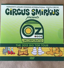 2013 Oz Incorporated DVD