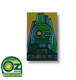 2013 Oz Incorporated Pin
