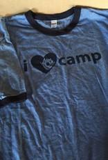 I Heart Camp Tee