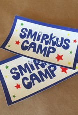 Camp Sticker