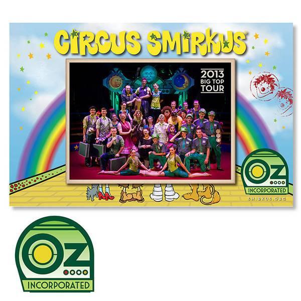 2013 Tour Cast Photo - Oz Incorporated