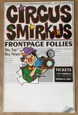 2011 Tour Poster - Frontpage Follies