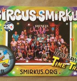2012 Tour Cast Photo - Topsy Turvy Time Travel