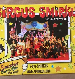 2009 Tour Cast Photo - Smirkus Ever After