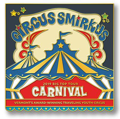 2019 Carnival Pin