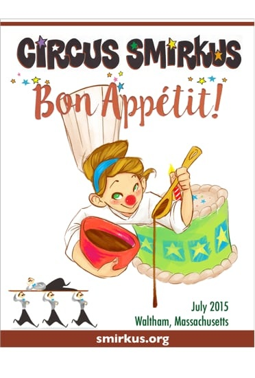 2015 Bon Appetit - STREAMING VIDEO