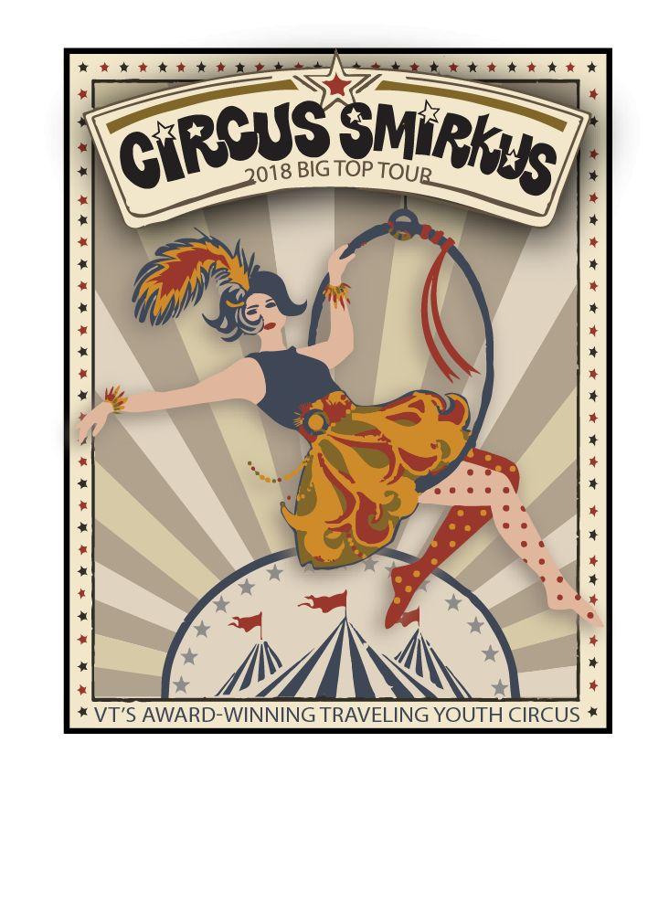 Vaudeville Show Sticker