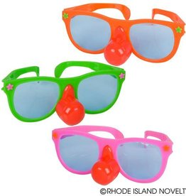 Jumbo Clown Sunglasses