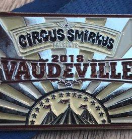 2018 Vaudeville Pin