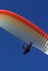 Airwave Gecko Wing - EN-B - 24 - Small (60-85K kg) - 2007 (Red) - Used