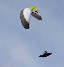Aircross U-Cross - EN C - Medium  (90-105 kg) - 2012 (Black/Lime) - 40hrs, minor repair - Used