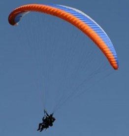 Airwave Magic 5 - EN D - Medium (80-105 kg) - 2008 (Orange/Grey) - XC Wing  - 75hrs - Used