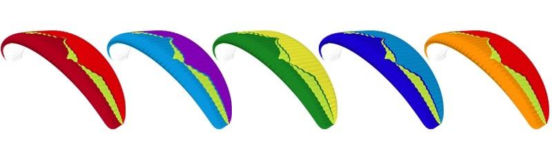 Ozone Ozone Geo 5 -  Accessible yet versatile EN B wing