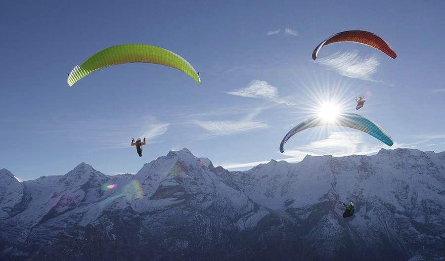 Advance Advance IOTA - High-Level EN B glider