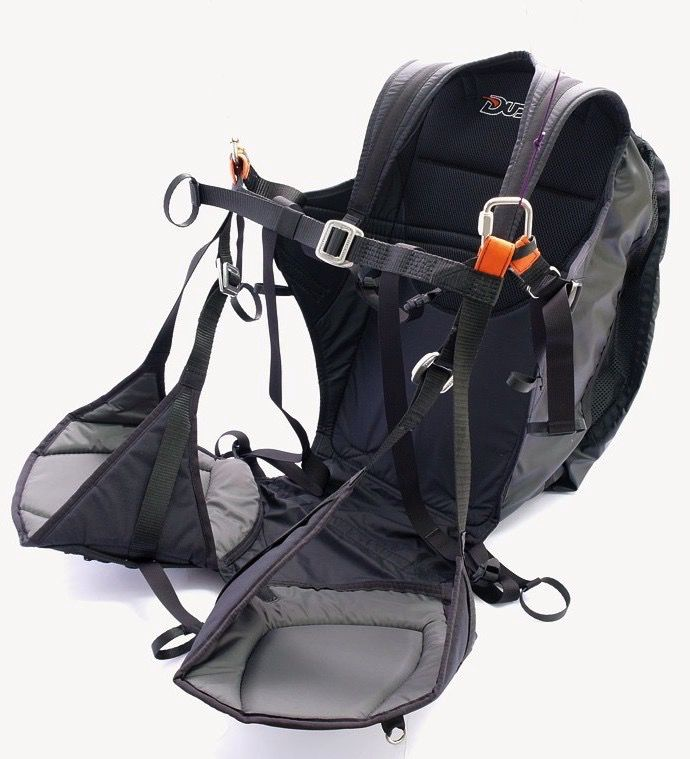 Dudek Dudek Zig Seat with fast bag