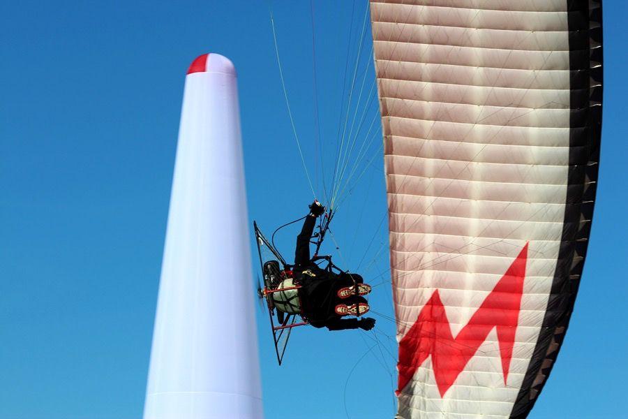 Dudek Dudek Hadron 1.1 - High performance reflex wing