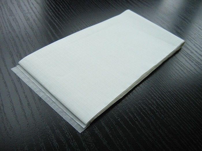 Dudek Dudek Strap of self-adhesive fabric