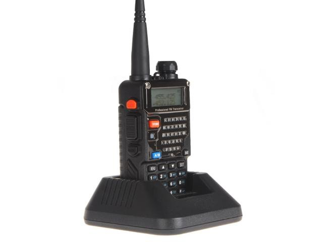 BAOFENG VHF/ UHF Dual-Band Two Way Radio