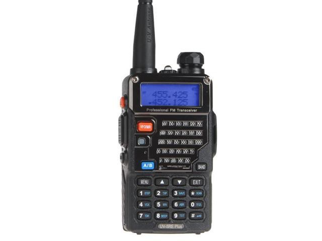 BAOFENG VHF/ UHF Dual-Band Two Way Radio
